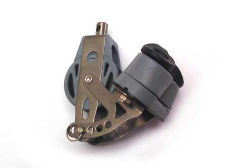 minicat 310 - Fiddle Block, Cleat
