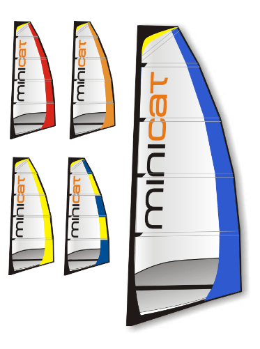 minicat 310 - Sail - sport standard super