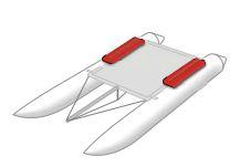 minicat 460 - Inflatable seats