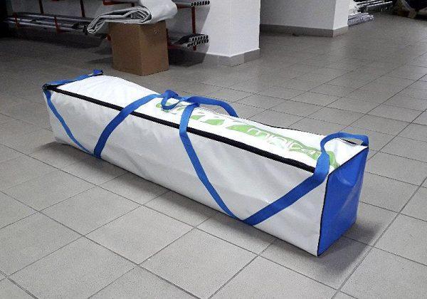 MiniCat, Un catamaran gonflable et transportable